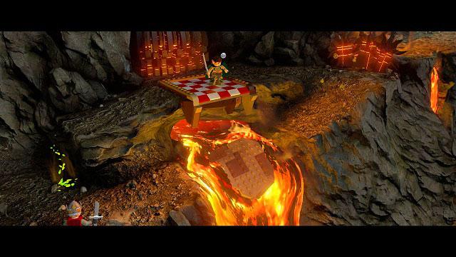 Lava Lord .Net Games Demo