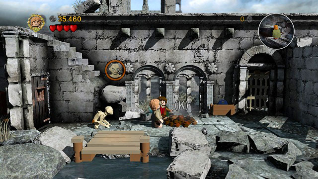 Osgiliath Walkthrough Act Ii Lego The Lord Of The Rings Game