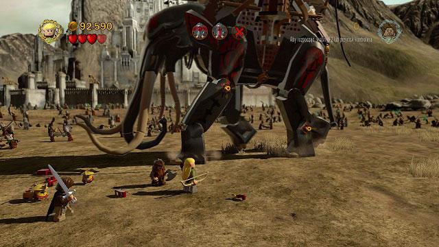 Battle of Pelennor Fields | Walkthrough - Act III - LEGO ...