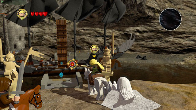 Lego Lords Of The Rings Walkthrough