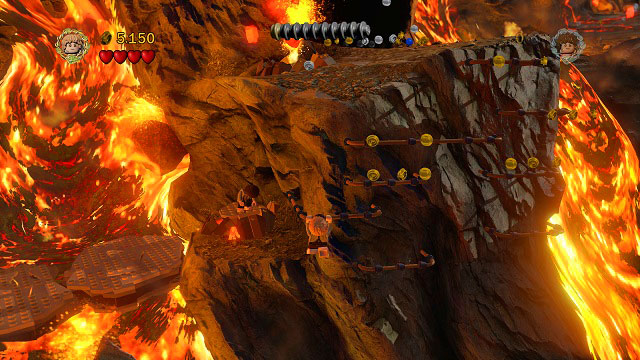Mount Doom Walkthrough Act Iii Lego The Lord Of The