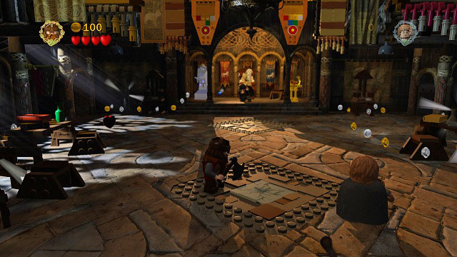 Lego Lord Of The Rings Full Game Walkthrough