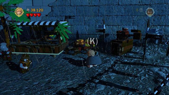 Lego Lord Of The Rings Berserker Bombs