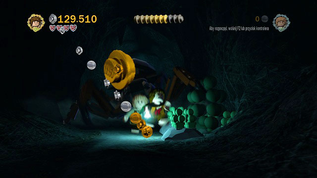 Lego Lord Of The Rings Game Pressure
