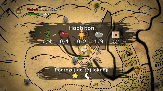 1 - Introduction - Middle-Earth - LEGO The Lord of the Rings - Game Guide and Walkthrough