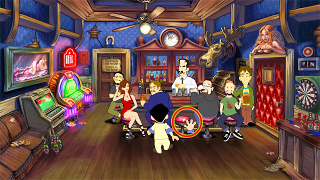 Leisure Suit Larry Videospiele