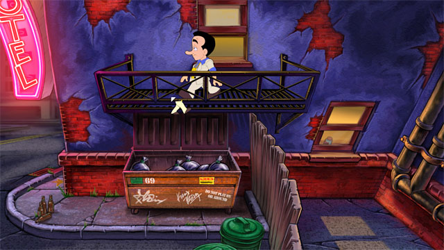 3. Faith | Walkthrough - Leisure Suit Larry: Reloaded Game ...