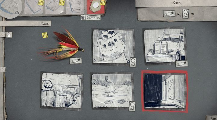Each collectible has a picture with a hint in its empty spot, telling you which object you need to look for. - Life is Strange 2 Game Guide