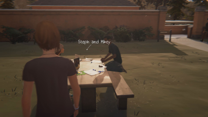 Your task is to find Steph - Chapter 3 | Episode 1 - Awake - Episode 1 - Awake - Life Is Strange: Before the Storm Game Guide