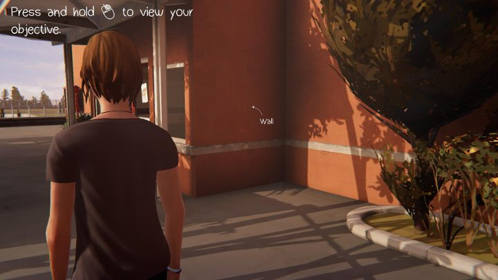 The next one can be scribbled on the schools wall - behind the stage, on the wall shown above - All Graffiti in Episode 1 Life Is Strange: Before The Storm - Episode 1 - Awake - Life Is Strange: Before the Storm Game Guide