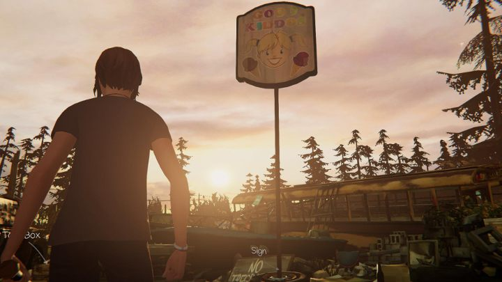 The next one can be done when Chloe has lost it and is smashing stuff - All Graffiti in Episode 1 Life Is Strange: Before The Storm - Episode 1 - Awake - Life Is Strange: Before the Storm Game Guide