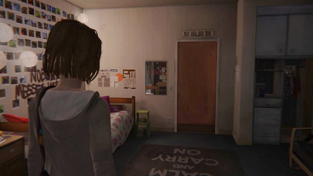 Once you can control your character, look around Maxs room - Chapter 1 | Episode 3: Chaos Theory - Walkthrough - Life is Strange Game Guide & Walkthrough
