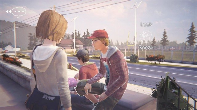 You can take the third picture while Justins friend is showing you a trick - Photos | Episode 1: Chrysalis - Choices and decisions - Life is Strange Game Guide & Walkthrough