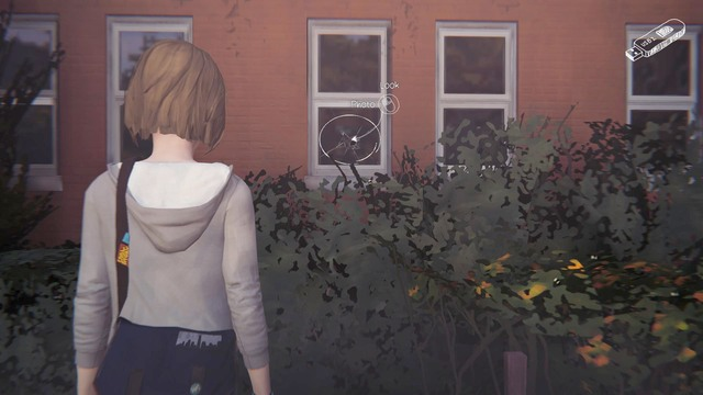 Take the next one when you warn Alyssa about the ball which is coming her way - Photos | Episode 1: Chrysalis - Choices and decisions - Life is Strange Game Guide & Walkthrough