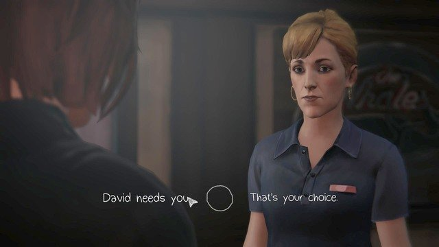 Decision #7 - Decisions | Episode 5: Polarized - Choices and decisions - Life is Strange Game Guide & Walkthrough