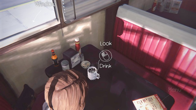 After youve made those two shots, enter the bar and head towards the toilet - Chapter 2 | Episode 2: Out of Time - Walkthrough - Life is Strange Game Guide & Walkthrough