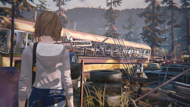 This photo can be taken during your adventure on the garbage dump - Photos | Episode 2: Out of Time - Choices and decisions - Life is Strange Game Guide & Walkthrough