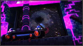 After a series ended by the wide attack, the enemy will go either to the left or the right - run to the opposite part of the stage - Into the Heart of the Negativitron - The Cosmos - LittleBigPlanet 2 - Game Guide and Walkthrough