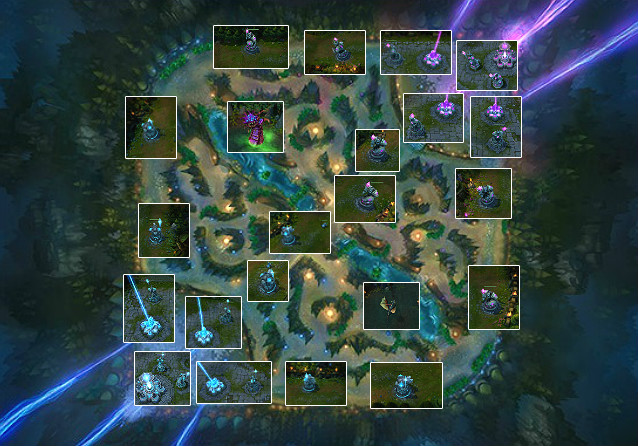 summoner s rift types of maps league of legends game guide