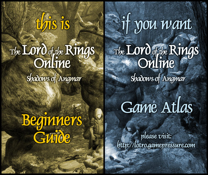 Beginners Guide To Lord Of The Rings Online
