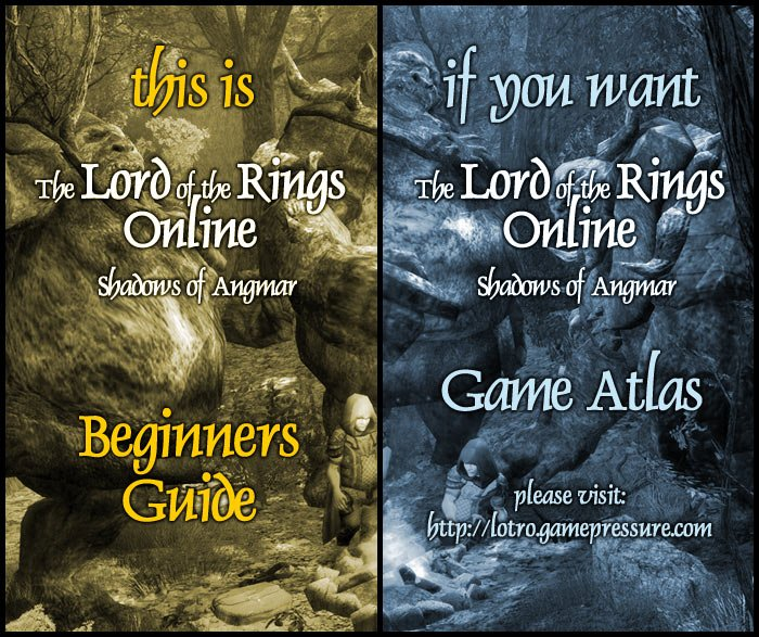 Welcome to our The Lord of the Rings Online guide for beginners - Lord of the Rings Online: First Steps - Game Guide and Walkthrough