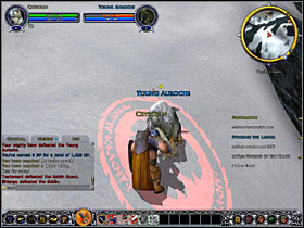 When you are done with all previous quests, Dwalin will order you to go to Goblin Cave and meet Elrohir in there - Introduction: Elves: Thorin's Gate - Walkthrough - Lord of the Rings Online: First Steps - Game Guide and Walkthrough