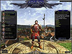 2 - Races - Races and Classes - Lord of the Rings Online: First Steps - Game Guide and Walkthrough