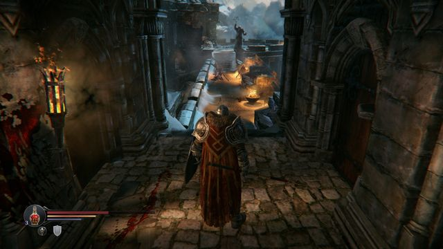 Find Kaslo Keystone Lords Of The Fallen Game Guide Walkthrough Gamepressure Com