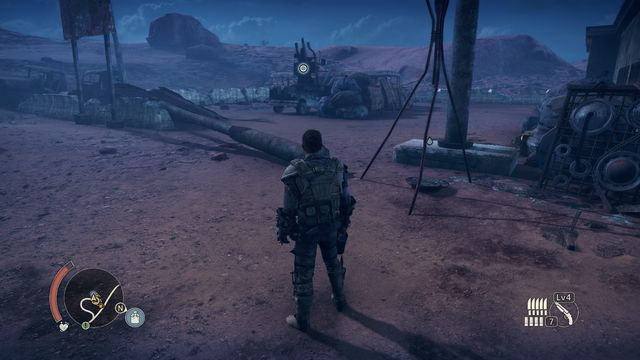 Rustle Dazzle Wasteland Missions Mad Max Game Guide