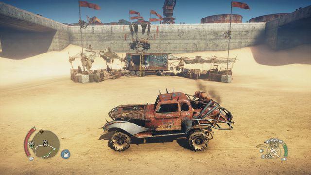 Death Runs | Activities - Mad Max Game Guide | gamepressure com