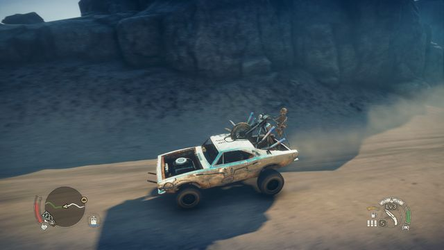 Vehicles And Archangels Collectibles Mad Max Game Guide