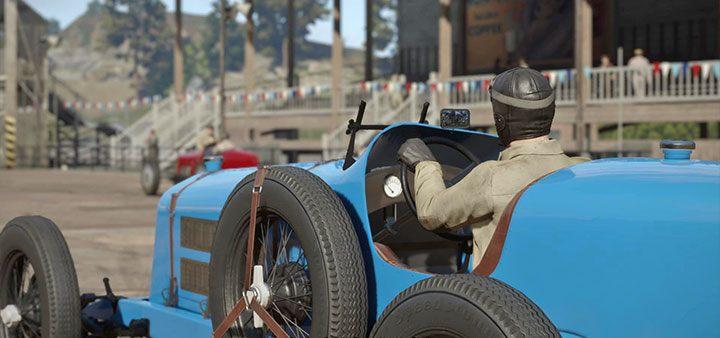 Автомобильные гонки в Mafia 1 Remake происходят в заключительной части 5-й сюжетной миссии - Fairplay - Как выиграть гонку? - Mafia 1 Remake - руководство, решение