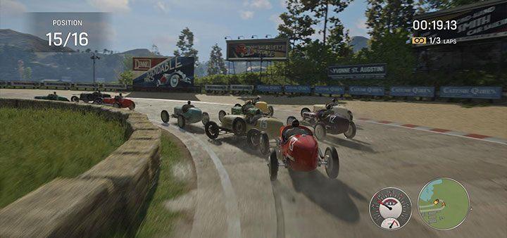 После гонки существа (точка 1 на карте) начинают набирать скорость - Как выиграть гонку? - Mafia 1 Remake - руководство, решение