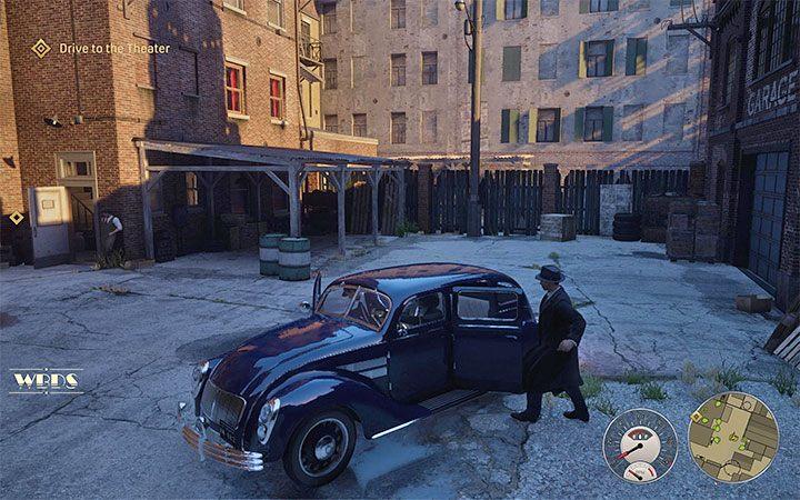 В большинстве сюжетных миссий вы получаете первое транспортное средство бесплатно - обычно вы придерживаетесь его на протяжении всей миссии (иногда невозможно изменить транспортное средство из-за миссии) - Как украсть транспорт? - Mafia 1 Remake - руководство, решение