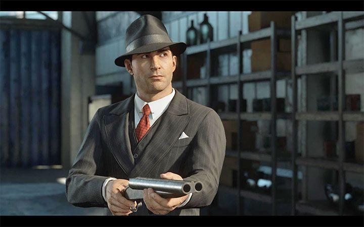 Вы не можете свободно менять внешность Томми, пока делаете основную сюжетную линию - Как изменить внешний вид персонажа?  - Mafia 1 Remake - руководство, решение