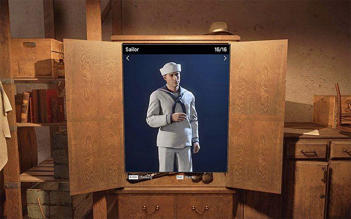 Моряк - это маскировка под матрос, которую носит главный герой во время миссии Happy Birthday - Как изменить внешний вид персонажа?  - Mafia 1 Remake - руководство, решение