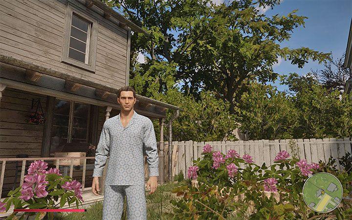 Пижамы именно это: пижамы.  - Как изменить внешний вид персонажа?  - Mafia 1 Remake - руководство, решение