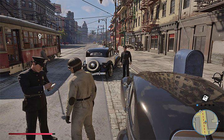 В Mafia 1 Remake есть похожая вещь - как избежать полиции? - Mafia 1 Remake - руководство, решение