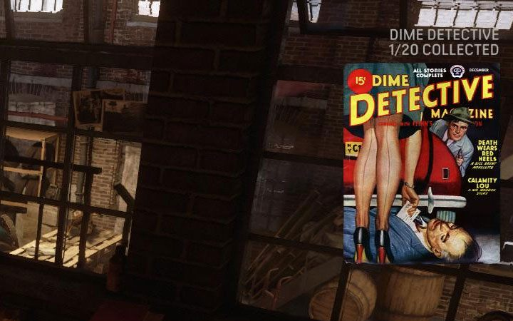 Коллекционные предметы в Mafia Definitive Edition доступны на протяжении всей игры - Типы секретов - Mafia 1 Remake - руководство, прохождение
