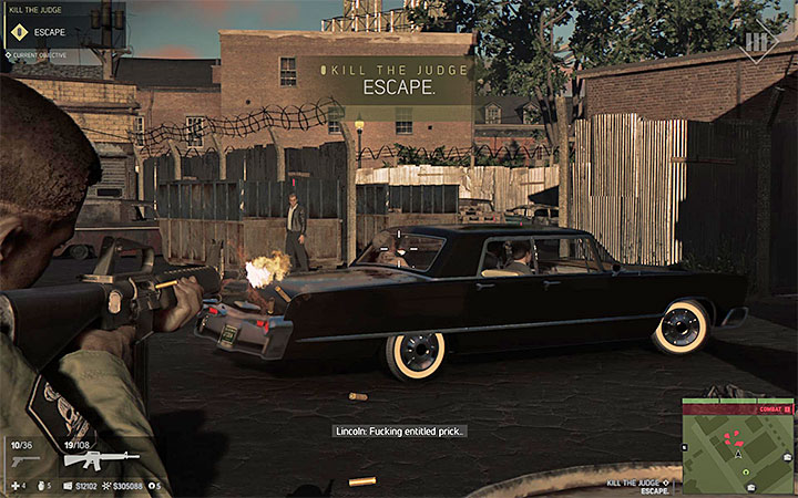 Kill The Judge Murdering Judge Holden Walkthrough Mafia Iii