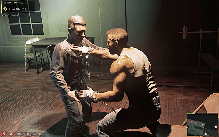Kill Tommy Marcano Murdering Tommy Marcano Walkthrough Mafia Iii Game Guide Gamepressure Com