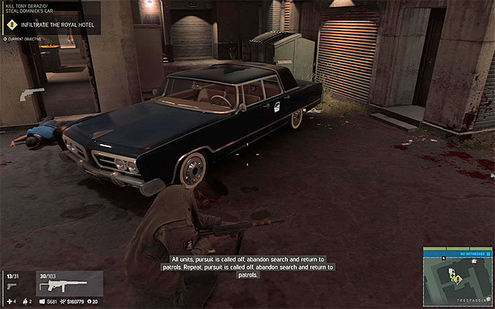 Kill Tony Derazio Murdering Tony Derazio Walkthrough Mafia Iii