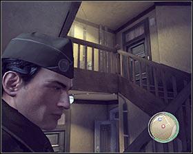 در نهایت شما باید برای رسیدن به ورودی ساختمان که در آن آپارتمان # 1 واقع شده است - فصل 2 - خانه شیرین خانه - ص 1 - خرید - مافیا II - بازی راهنمای خرید و