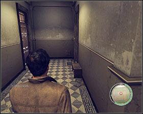 صبر کنید تا زمانی که شما در داخل ساختمان هستید و اقدام به طبقه دوم (3 علامت بر روی دیوار در نزدیکی) - فصل 2 - خانه شیرین خانه - ص 1 - خرید - مافیا II - بازی راهنمای خرید و