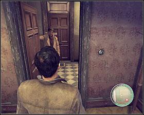 صبر کنید تا یک برش صحنه در داخل آپارتمان جو به پایان رسیده است و وقت خود را به اطراف خود نگاه - فصل 2 - خانه شیرین خانه - ص 2 - خرید - مافیا II - بازی راهنمای خرید و