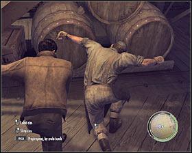 بازگشت به منطقه انبار - فصل 3 - دشمن حکومت - ص 1 - خرید - مافیا II - بازی راهنمای خرید و