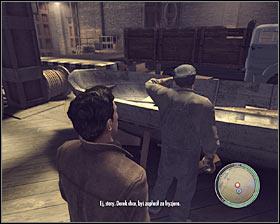 8 - فصل 3 - دشمن حکومت - ص 1 - خرید - مافیا II - بازی راهنمای خرید و