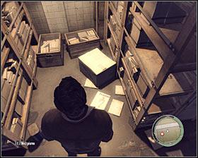 فصل 3 - - دشمن حکومت - P در نهایت شما باید قادر به رسیدن به یک درب آبی منجر به زیرزمین (7 بر روی نقشه) # 1 باشد. 3 - خرید - مافیا II - بازی راهنمای خرید و