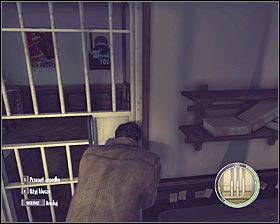 همانطور که قبلا اشاره، شما باید برای رسیدن به توزیع اتاق نقطه در در بخش غربی از طبقه اول از ساختمان (9 بر روی نقشه) # 1 پیدا شده است - فصل 3 - دشمن حکومت - ص 3 - خرید - مافیا II - بازی راهنمای خرید و