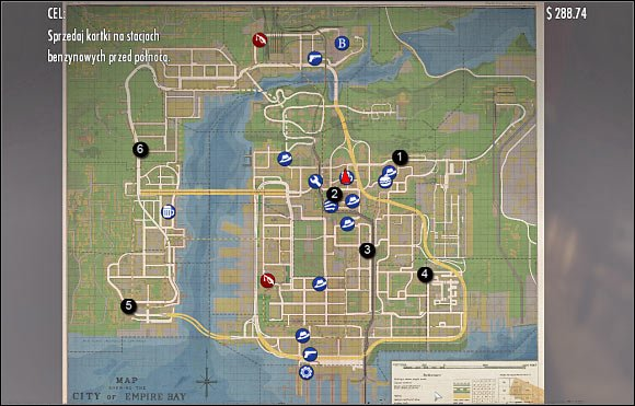 Here are a few important things you should know about before starting this new assignment - Chapter 3 - Enemy of the State - p. 4 - Walkthrough - Mafia II - Game Guide and Walkthrough